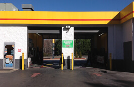 Our Bays - Shell Rapid Lube and Service Center